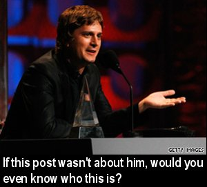 No, really.  This is what a Rob Thomas might look like.