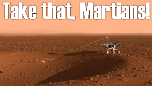 Mars Attacked!