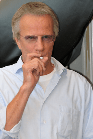 """I am Christopher Lambert of the Screen Actors Guild. I was born in 1957 in the region of Great Neck on the shores of the Long Island Sound. And I am immortal."""