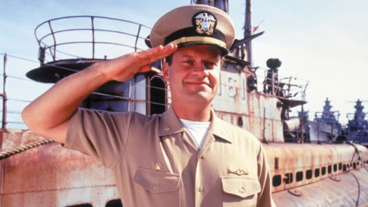 We salute Charles Lee Warren for both his serial killer name and for maintaining a fine naval tradition going all the way back to 1996's Down Periscope.