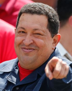 ChavezPro: the preferred font for every world leader who dresses like Francis Buxton from Pee-Wee's Big Adventure.