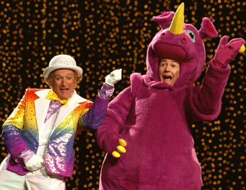 "Farewell. I always thought ""Death to Smoochy"" was underrated."