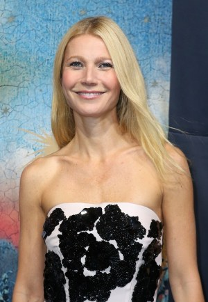 """I am the original Jewish mother. I make meals from these new recipes that look, smell and taste like the food I always cooked, but are also super healthy. That is an additional joy."" -- Gwyneth Paltrow, ::eyeroll:: who thinks that Jewish mothers serve whatever the hell she calls food."