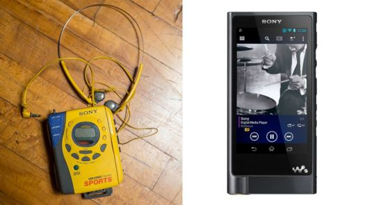Sony has possibly over-embraced the Back to the Future vision of 2015 by slightly updating sh*t from the '80s.
