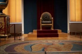 Napoleon's teeny tiny little chair.