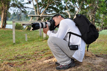 it's not The Pro; it's not The Sniper; Its The Pangsai Man...