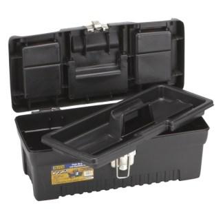 Caja de Plástico con Bandejas Extraibles 606 mm