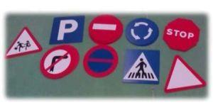 Pack de Señales Educación Vial SK33