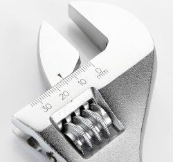 Detalle Cabeza milimetrada para ajustes rápidos