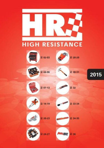 Catalogo HR