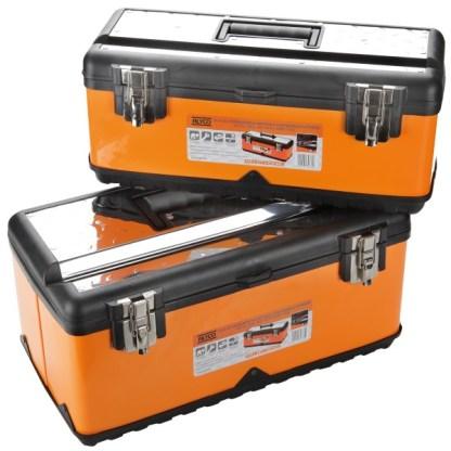 Pack de Cajas Metálicas