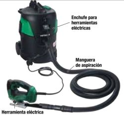 Aspirador RP250YDL toma electrica