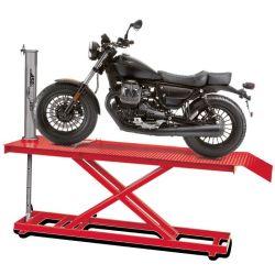 Mesa Elevadora Motos PTM-2 con moto