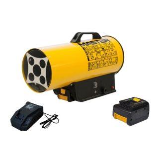 Calentador Portátil a Gas BLP-17M-DC