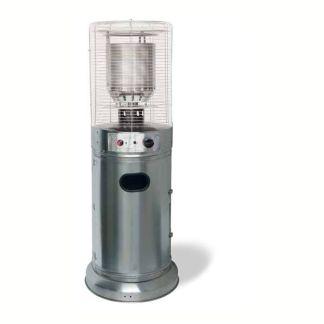 Calentador de Gas Circular Mini 11Kw Inox