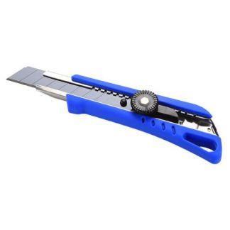 Cutter 18 mm con Ruleta de Seguridad Alyco