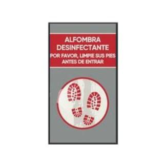 Alfombra Desinfectante L-MAT 85x105cm