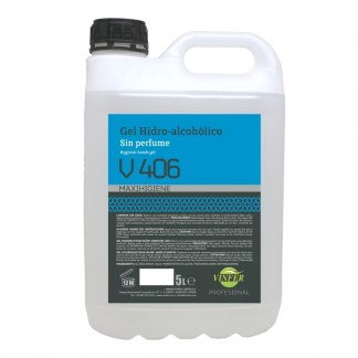 Gel Hidroalcohólico de Manos V406 5l