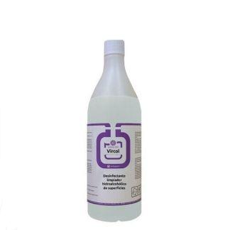 Desinfectante Limpiador Hidroalcohólico Superficies VIRCOL