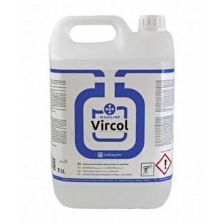 Desinfectante Limpiador Hidroalcohólico de Superficies VIRCOL 5l