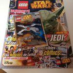 A la venta la revista oficial de Lego Star Wars