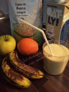 Saludable propuesta de desayuno y merienda