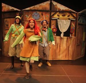 Teatro infantil: Hansel y Gretel 2, el musical