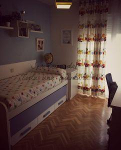 Ideas para decorar una habitación cada vez menos infantil
