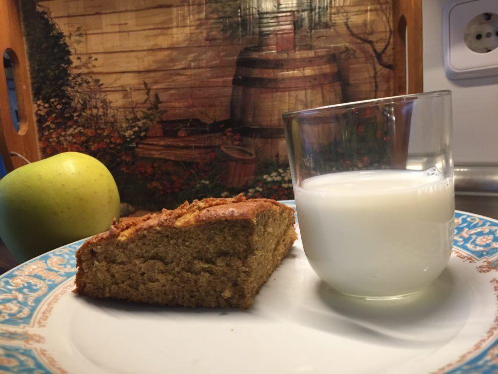 Receta de bizcocho bajo en calorías, el desayuno que nos encanta
