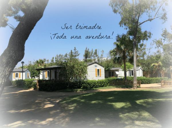 Camping Las Palmeras de Tarragona, o cómo disfrutar de unas vacaciones de ensueño