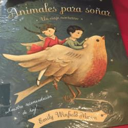 """Cuentos para niños: """"Animales para soñar"""""""