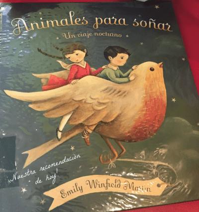 """cuentos para niños """"Animales para soñar"""""""