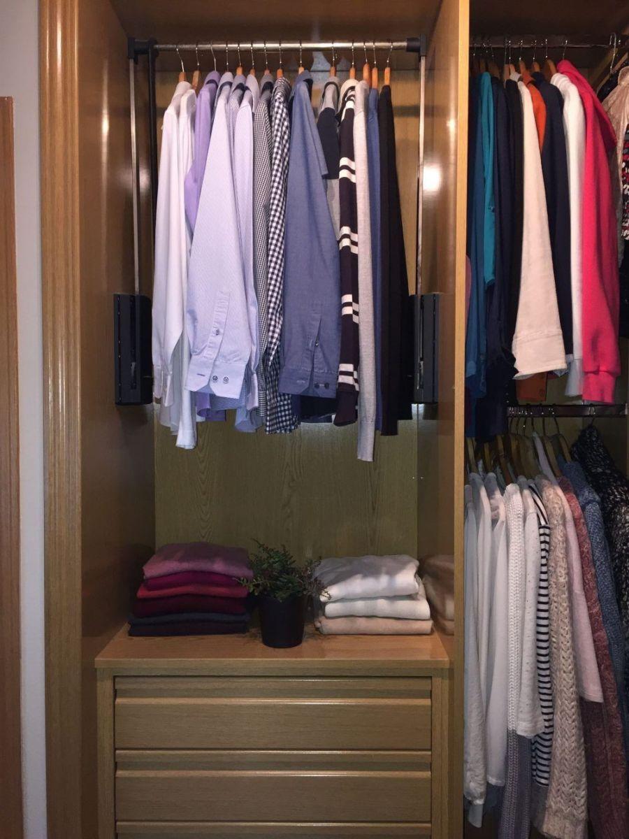 Cómo ordenar el armario y mantenerlo siempre organizado