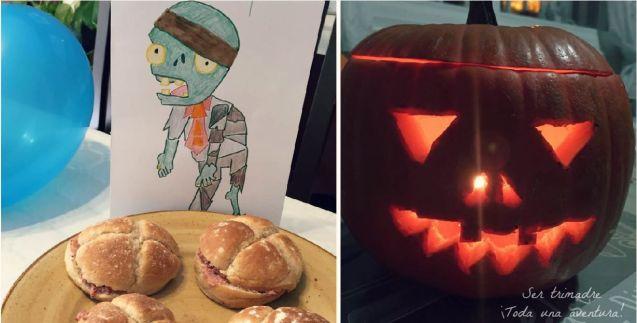 cómo celebrar halloween con niños