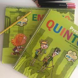 Cuadernos de verano para repasar el curso de manera divertida: nuestra recomendación