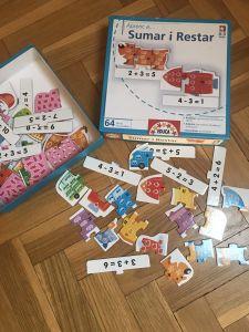 juegos de mesa para aprender matemáticas
