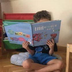 'Dani no quiere ir al cole', un cuento para ayudar a los más pequeños con la vuelta al colegio