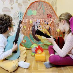 Jugar con tiendas de campaña o casitas: una actividad con grandes beneficios para los niños
