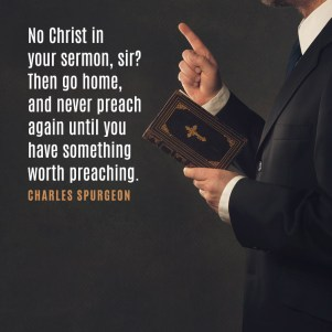 Should Jesus be the point of every OT sermon? | The Cripplegate