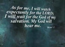 """Image result for THE RESULTS OF WAITING ON CHRIST"""""""