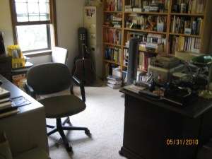 old office before moving