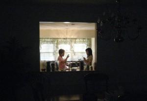 Mother & daughter reunion at DC