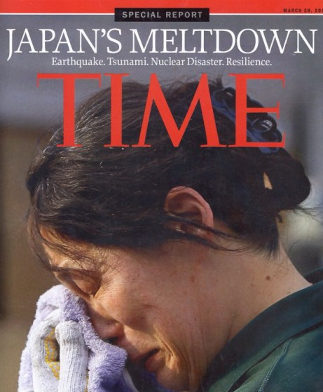 TIME magazine의 cover