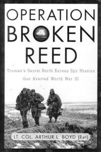 Book, Operation Broken Reed