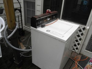 1984 model Kenmore washer