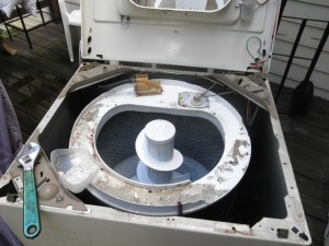 Washer power-train still in good orders