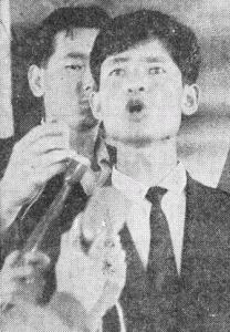6.3 데모 주동자 김중태