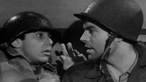 Paul Anka & Robert Wager in the Longest Day