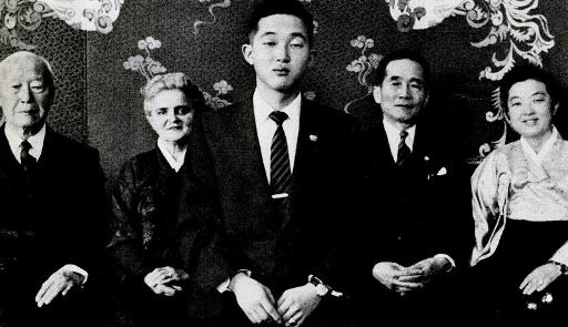 Axis of Power, 권력의 축: 이승만, 프란체스카, 이강석, 이기붕, 박 마리아