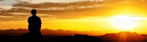 a beautiful final sunset ..